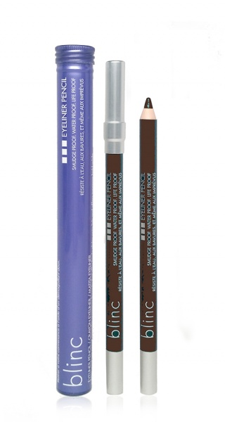 Blinc Eyeliner Pencil, brunsvart